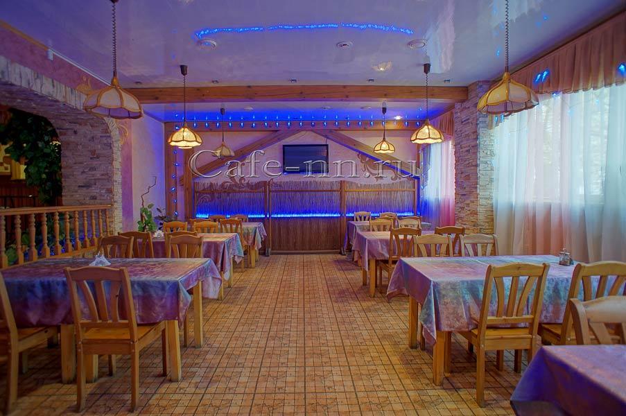 кафе ореховская слобода фото нижний новгород